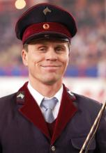 Portraitbild Heiko Brehmer in Uniform